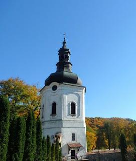 Крехов. Монастырь св. Николая. Верхняя башня