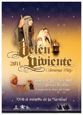 Belén Viviente de Colmenar Viejo 2011- 2012