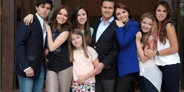 Gastos de la familia presidencial en Los Pinos en total opacidad