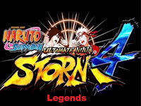 Naruto Senki Storm 4 Apk Shinobi Legends