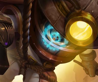 Build Top Global Cyclops Full Magic Damage