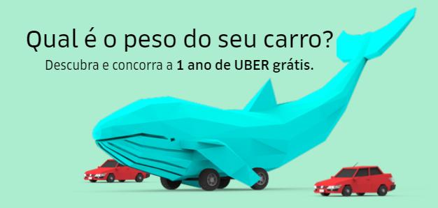 """Promoção: """"01 ano de Uber Grátis"""" Blog Top da Promoção www.topdapromocao.com.br #topdapromocao"""