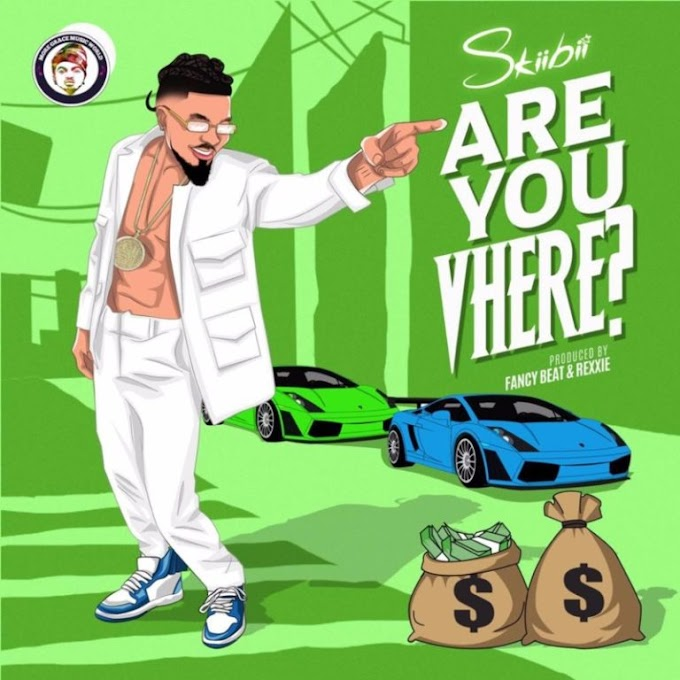 "[Music]SkiiBii – ""Are You Vhere"""
