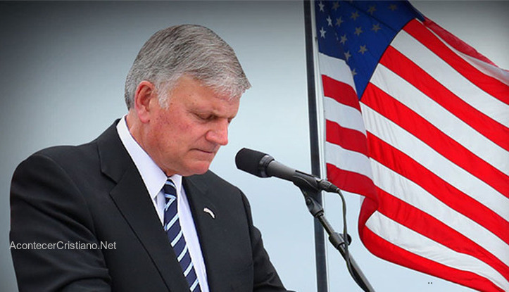 Franklin Graham oración por Estados Unidos