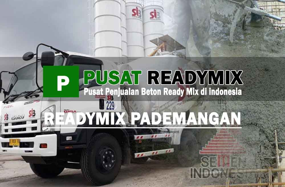 harga beton ready mix Pademangan