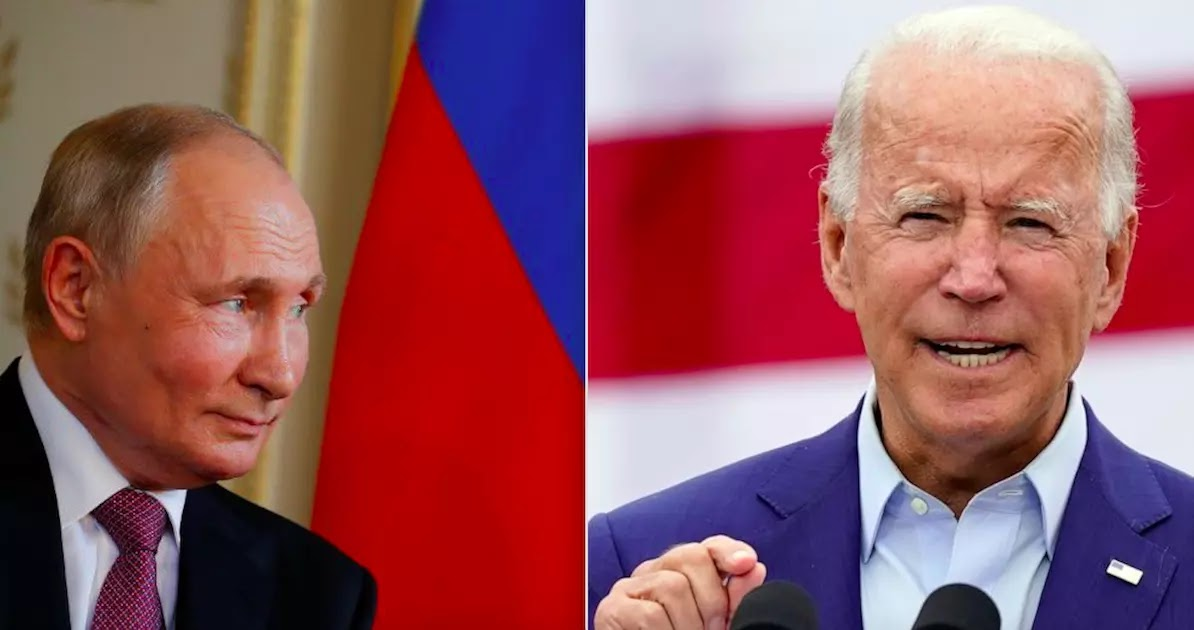Putin Says He Is Satisfied With Biden's Explanation For Calling Him A 'Killer'