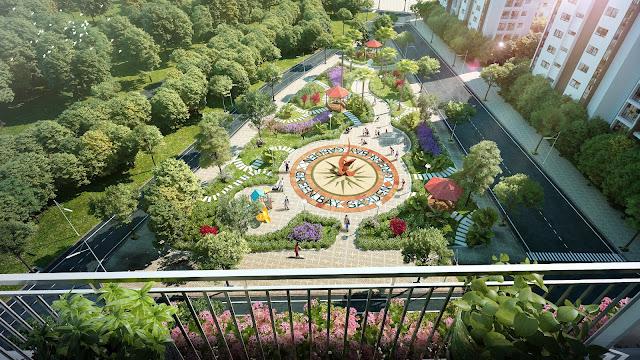 Vườn cây sinh thái tại Green Bay Garden