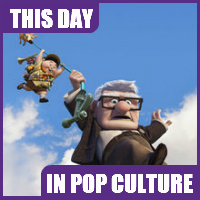 "The Disney/Pixar movie ""Up"" was released on May 29, 2009."