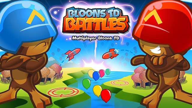 Download Bloons TD Battles Android Mod APK GamePlay