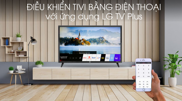 Smart Tivi LG 32 inch 32LM570BPTC