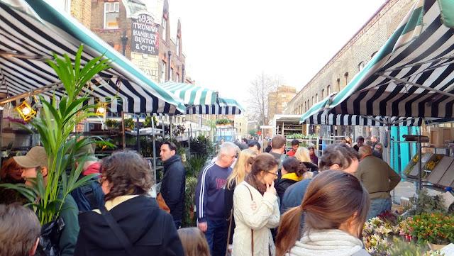 Columbia Road,Flower Market, Londres, London, Shoreditch, Mercado de Flores, Blog de Viajes, Travel Blogger, Elisa N