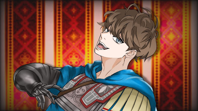 Alexander the Great (free anime images)