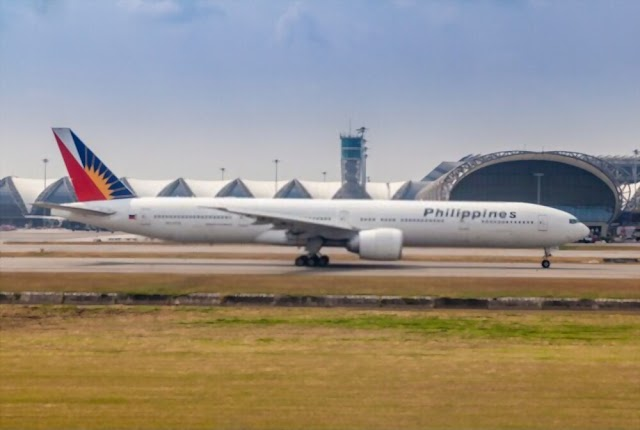 PAL ranked #9 in terms of world's highest airline Covid-19 safety protocols