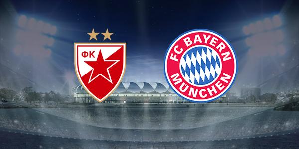 مباراة بايرن ميونخ والنجم الأحمر بتاريخ 18-09-2019 دوري أبطال أوروبا