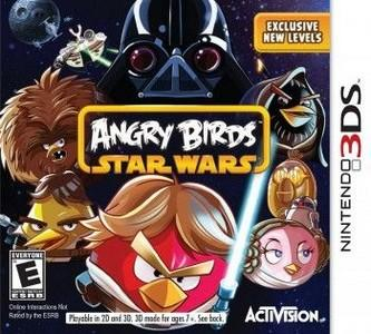 Rom Angry Birds Star Wars 3DS