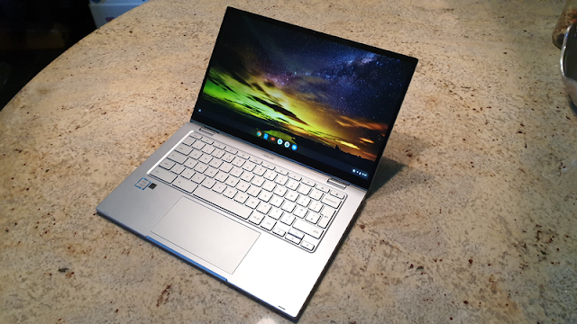 7. Asus Chromebook C433TA