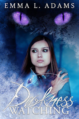 Darkness Watching by Emma L. Adams Blitz