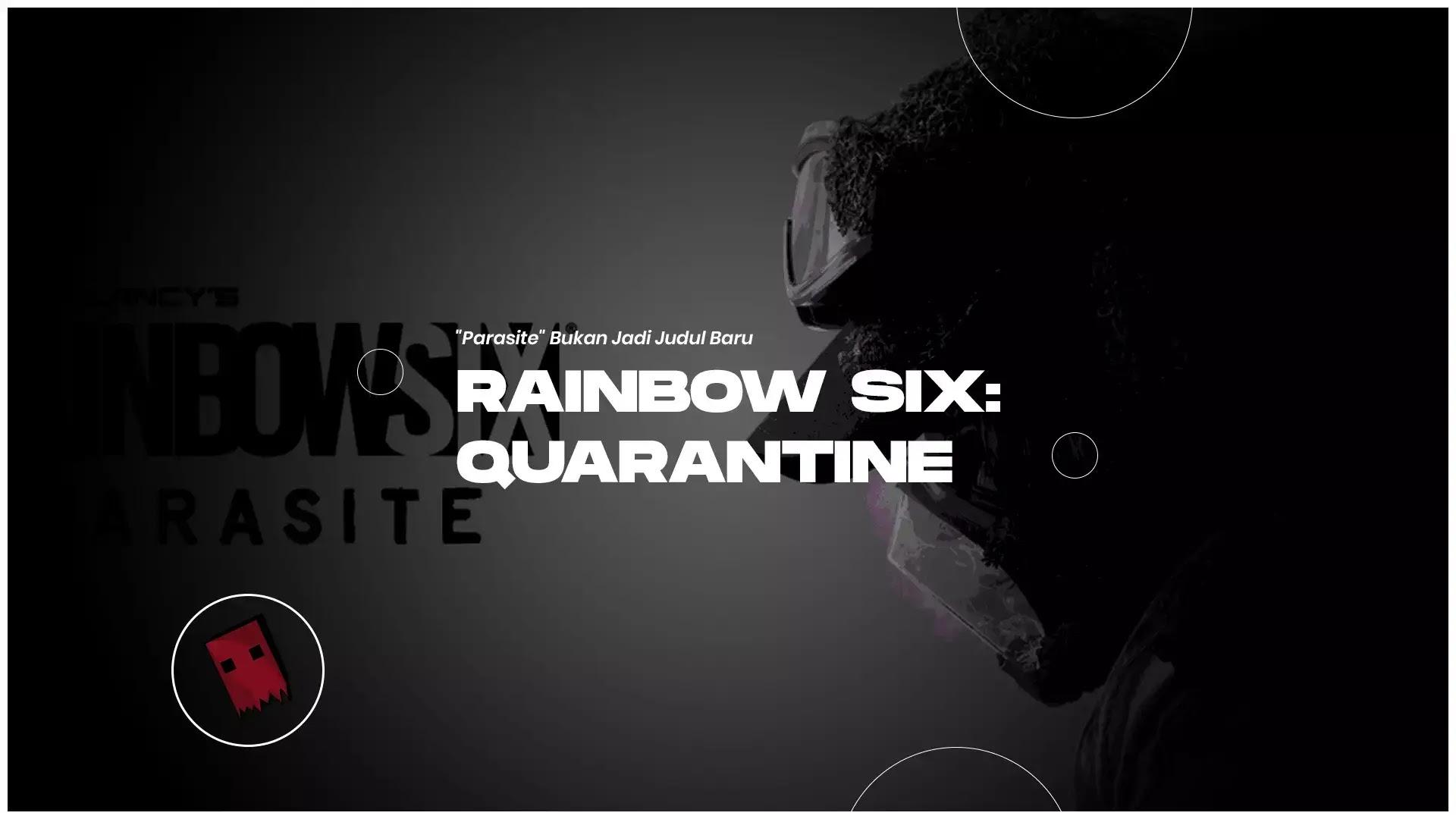 Main Image Rainbox Six: Quarantine