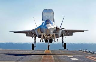 F-35B STOVL