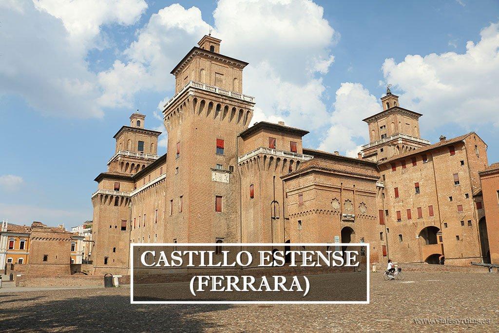 Castello Estense, la joya más preciada de Ferrara