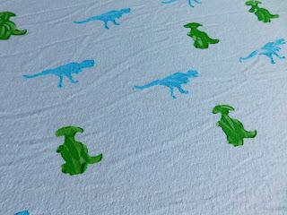Dino Bettlaken