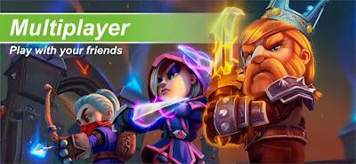 Heroes Impact: Battle Arena Download