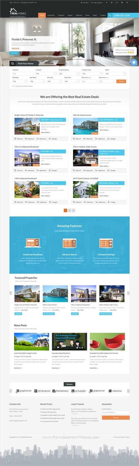 Best WordPress busiess theme