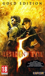 packshot 8762a4239294cfeeb6748860bf944d52 - RESIDENT EVIL 5: GOLD EDITION