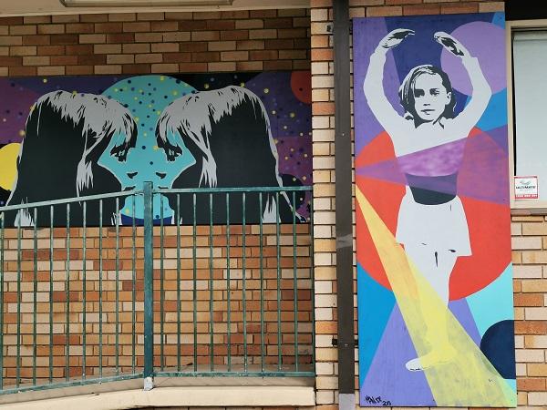Bankstown Street Art | MAN.De