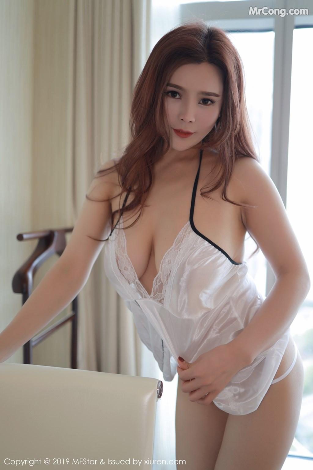 Image MFStar-Vol.185-201712-MrCong.com-007 in post MFStar Vol.185: 胡润曦201712 (41 ảnh)