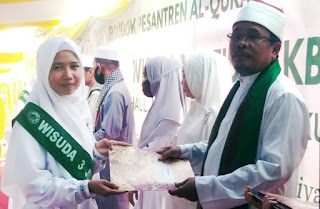 Untuk Pertama Kalinya, Ponpes Ash-Shiddiqiyah Gelar Wisuda Tahfizh Akbar