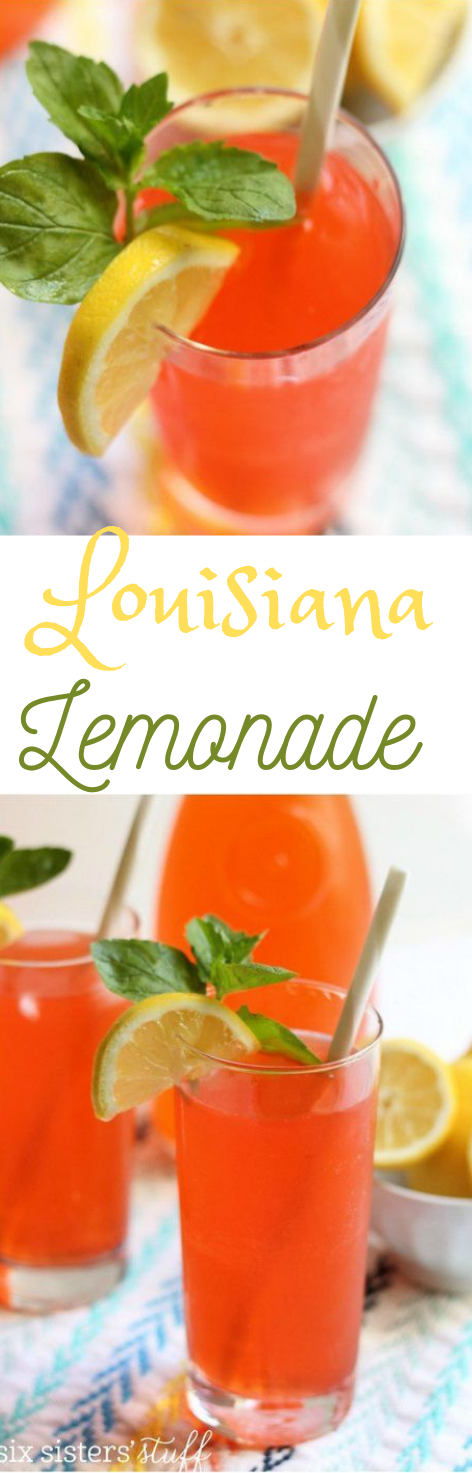 DISNEYLAND'S LOUISIANA LEMONADE #drink #lemonade
