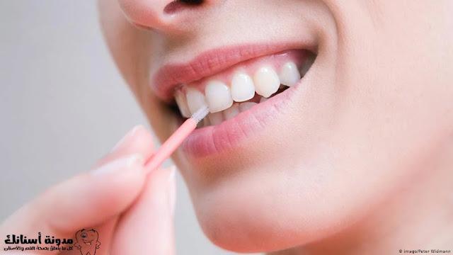 4 طرق طبيعية  لحماية أسنانك.