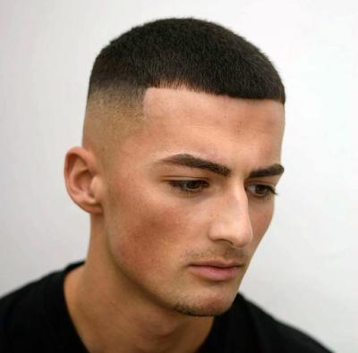 Model rambut pria pendek 2020