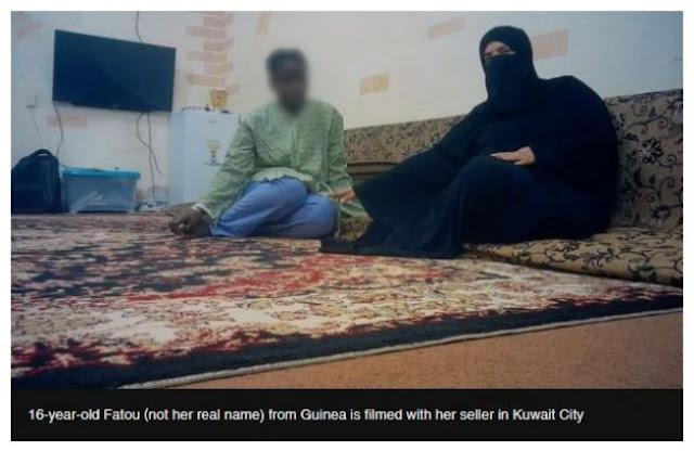 BBC: Ένα σύγχρονο σκλαβοπάζαρο μέσω Instagram - Google - Apple