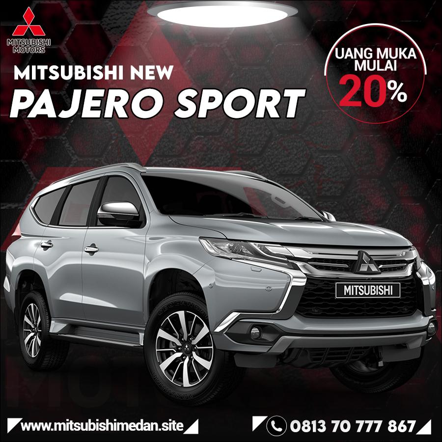 Harga Mitsubishi Pajero Sport Medan