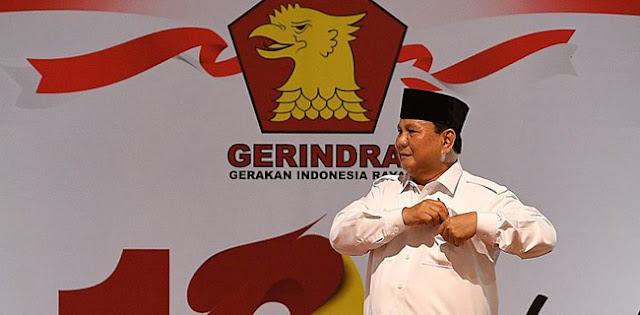 Prabowo Kembali Dikukuhkan Jadi Ketua Umum, Pengamat: Tidak Mengejutkan!