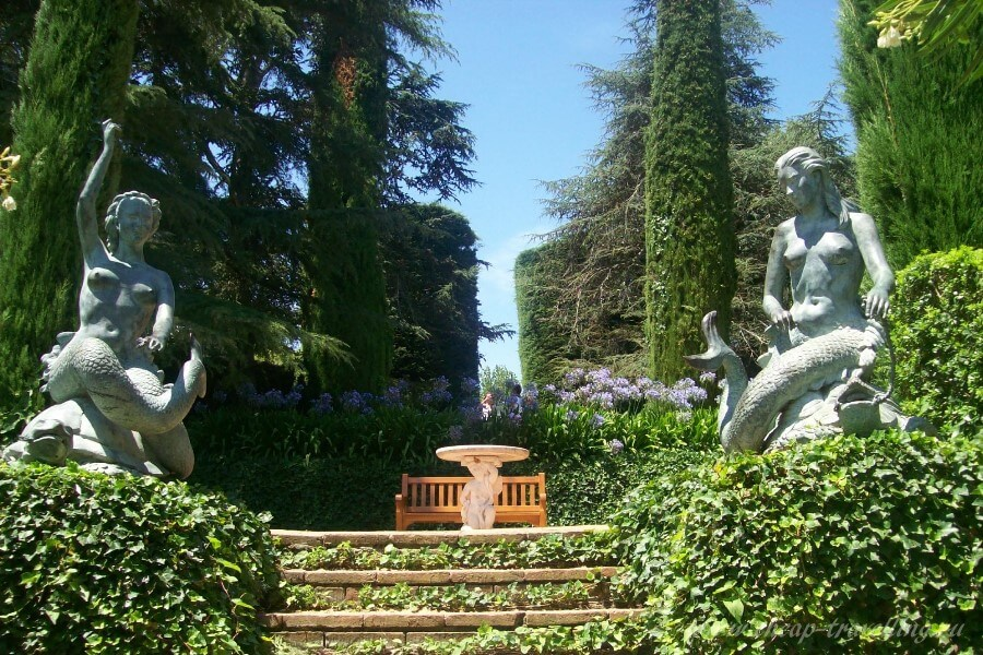 сады под названием Санта Клотильда