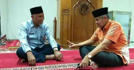 Harapan Seorang Zulkifli Kepada Walikota Padang untuk Mengatasi Banjir