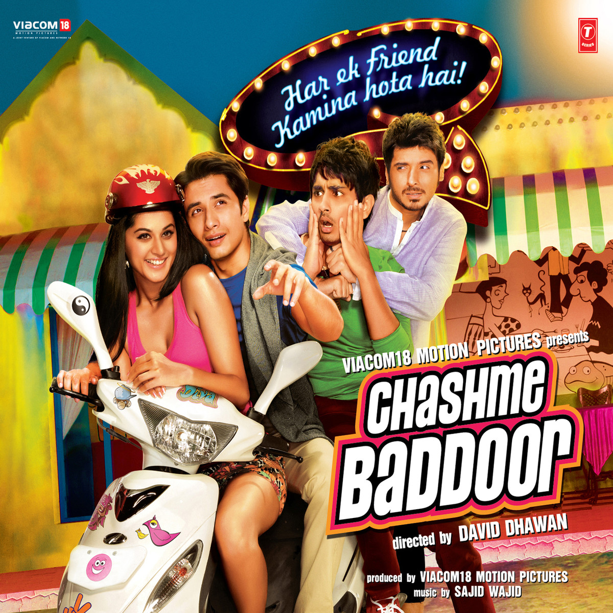 Lai La Lai Mp3 Naa Song Downld: Chashme Baddoor (2013) Hindi Movie Songs Download