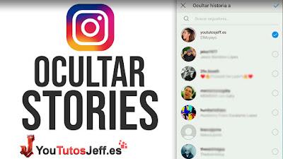 Como Ocultar Stories de Instagram a Quien Quieras