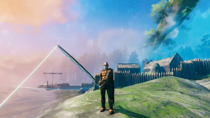 Valheim dev says the game's success is quite incredible and very humbling