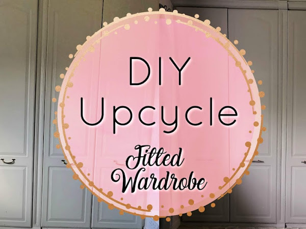 DIY Upcycle | Fitted Wardrobe