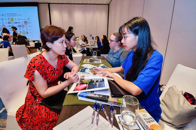 Triển lãm du học Mỹ & Canada do AAE Vietnam tổ chức tại Đà Nẵng