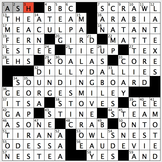 Saturday April 29 2017  sc 1 st  Rex Parker - blogger & Rex Parker Does the NYT Crossword Puzzle: Hannibalu0027s men / SAT 4 ... 25forcollege.com