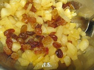 начинка для пирога с груши