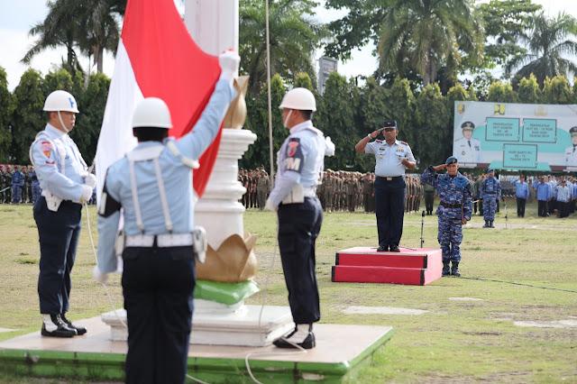 iral Petang (17/02/2020) BANDAR LAMPUNG --- Gubernur Lampung Arinal Djunaidi mengajak masyarakat menerapkan pola hidup sehat sebagai upaya menghindari virus korona.