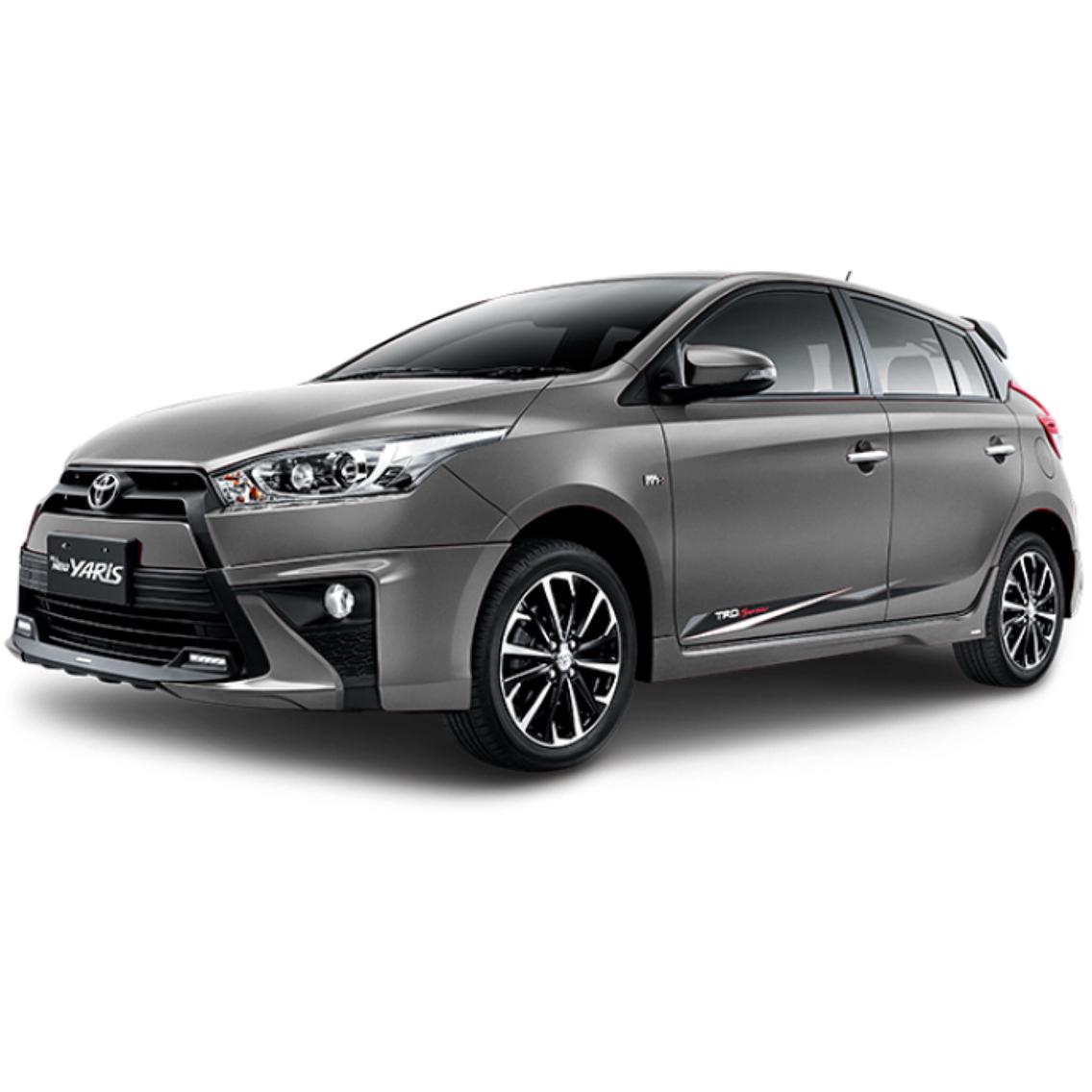 Harga Toyota Yaris Trd Matic Grand New Avanza Veloz 1.5 Mobil Semarang Sales Promo Kredit