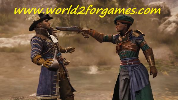 تحميل لعبة GreedFall للكمبيوتر
