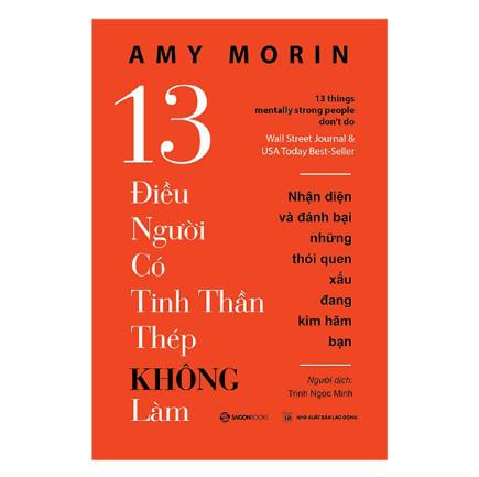 13 Điều Người Có Tinh Thần Thép Không Làm ebook PDF-EPUB-AWZ3-PRC-MOBI